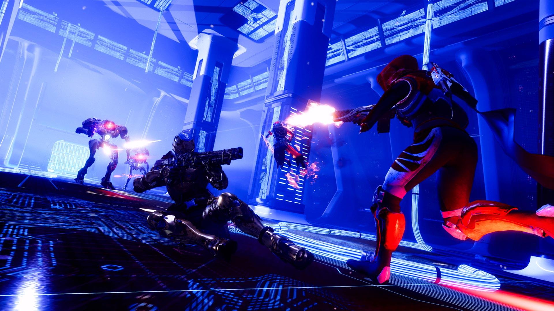 لعبة  Destiny2: Beyond Light