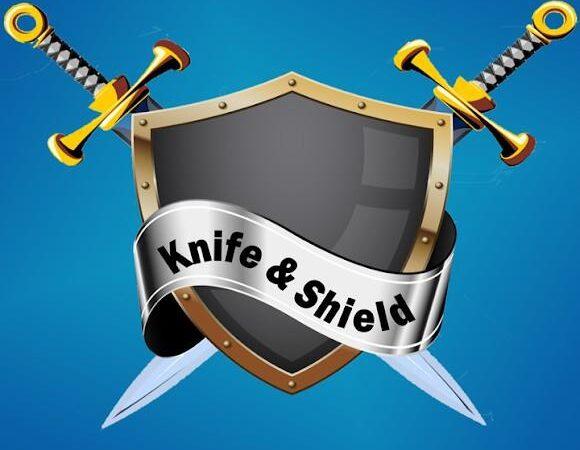 اللعبة الرائعة رمي السكاكين