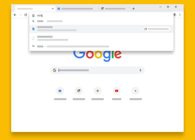 برنامج التصفح الشهير كروم من جوجل