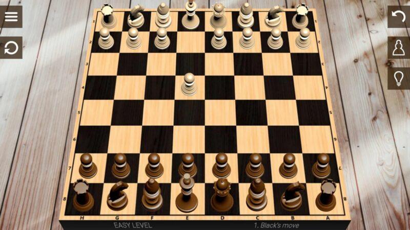 لعبة الشطرنج الحاصلة على أكثرمن 100 مليون تحميل