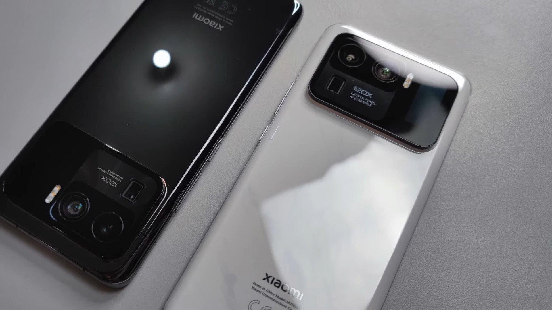 Xiaomi Mi 11 Ultra : وعودحول البطارية والشريحة بأن تكون غير مسبوقة