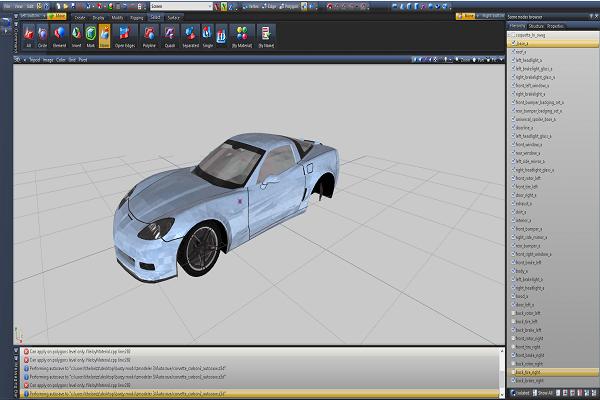 تحميل برنامج ZModelerلتصميم نماذج ثلاثية الأبعاد للحاسوب