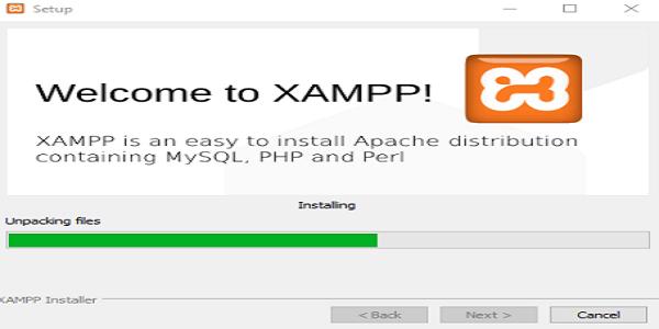 تحميل برنامجXAMPP لتحويل الكمبيوتر إلى سيرفر محلي