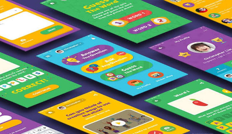 4 من أفضل تطبيقات الألعاب التعليمية للأطفال