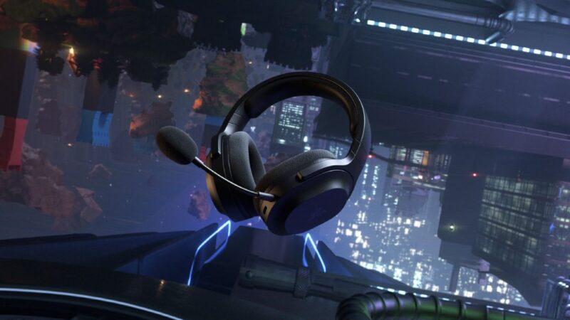 رازر تريد منح اللاعبين مزيداً من الحرية مع سماعة Razer Barracuda X اللاسلكية