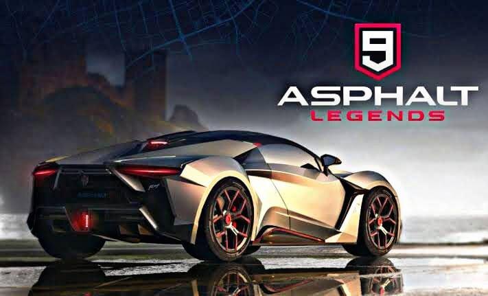 تحميل لعبة asphalt 9 برابط مباشر للكمبيوتر