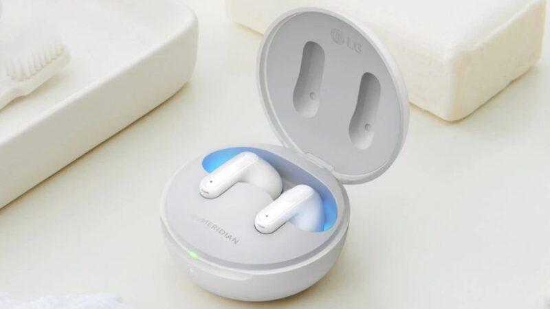إل جي تقدم سماعات LG Tone Free 2021 مع إلغاء الضوضاء والتعقيم الذاتي!
