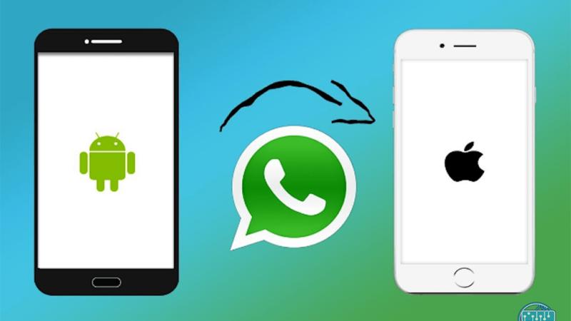 أخيرا واتساب يتيح نقل سجلات الدردشة بين iOS واندرويد رسمياً
