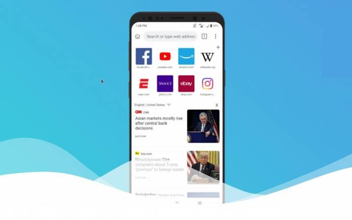أفضل 5 متصفحات المواقع الإلكترونية لهواتف أندرويد