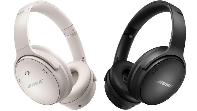 سماعات Bose QuietComfort 45 تقدم صوت محسن وعمر بطارية 24 ساعة